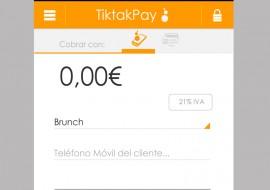 Módulo de cobros vía App