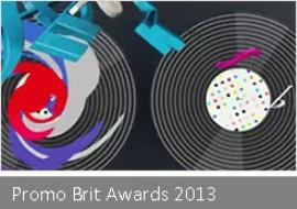 Promo Brit Awards 2013